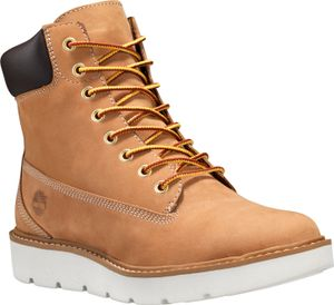 Timberland Kenniston Lace Up Boots 6 Damen wheat nubuck Schuhgröße US 10 | EU 41,5