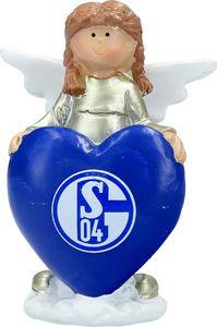 FC Schalke 04 Schutzengel, 11x5 cm