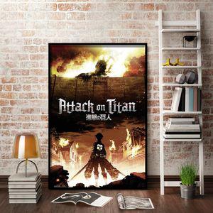 GBeye Attack on Titan Key Art Poster 61x91.5cm.