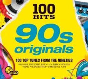 Various-100 Hits-90s Originals