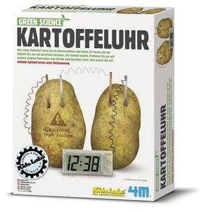 HCM 63275 - Green Science: Kartoffeluhr 4018928632759