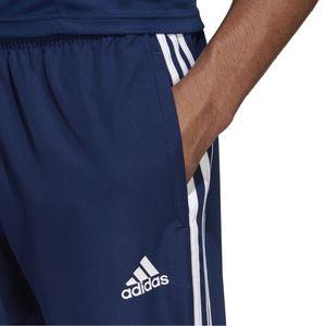 adidas Jogginghose Herren 3 Streifen, Größe:L, Farbe:Schwarz