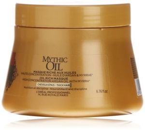 Loreal Mythic Oil Maske für kräftiges Haar 200 ml