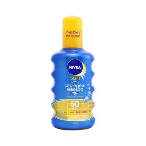 Sonnenschutzspray Spf 50 Nivea 7167