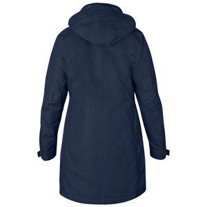 Fjällräven Una Jacket, Size:XS, Color:Dark Navy (555)