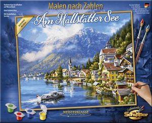 Schipper Malen nach Zahlen - Am Hallstätter See