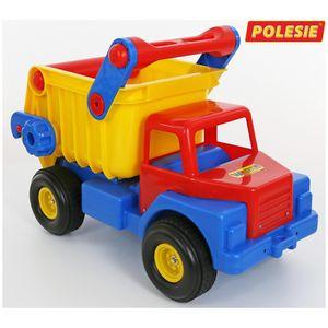 WADER Truck No. 1 mit Gummireifen (Flüsterräder)