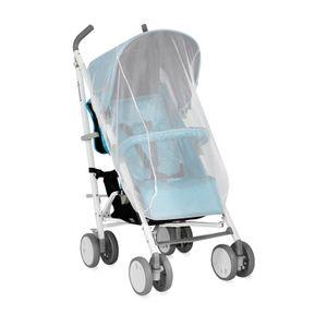 Lorelli Moskitonetz Kinderwagen, Insektenschutz, Buggy, für alle Einsitzer transparent