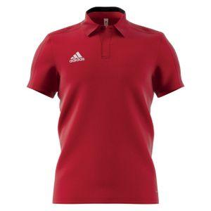 adidas Herren Fußballtrikot Condivo 18 Polo POWRED/BLACK/WHITE M