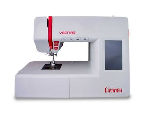VERITAS Carmen Computernähmaschine mit Touchdisplay