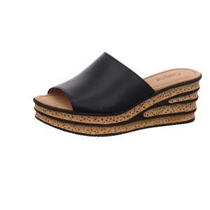 Gabor Pantolette  Größe 4, Farbe: schwarz
