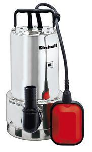Einhell Schmutzwasserpumpe GC-DP 1020 N , Leistung 1000 W,  Fördermenge max. 18000 l/h ,Förderhöhe max. 9 m