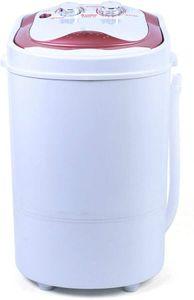 6kg Mini Tragbare Waschmaschine Camping Waschmaschine Mini Waschmaschine Mit Schleuder WäSchetrockner Trockner  Leistung Beim Waschen 240