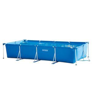 Intex Schwimmbecken Rectangular Frame 450x220x84 cm 28273NP