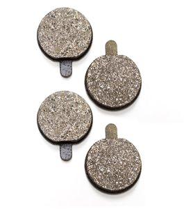 2 Paar Bremsbeläge Disc Brake Pads für ZOOM ALONGHA 18mm Scheibenbrems Klötze Beläge