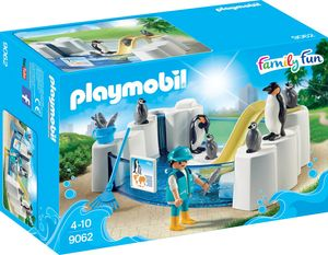 PLAYMOBIL 9062 - Pinguinbecken