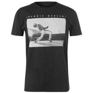 Official Herren, Herren T Shirt Freddie Mercury L