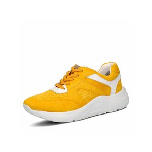 Caprice Sneaker Low Gelb Damen