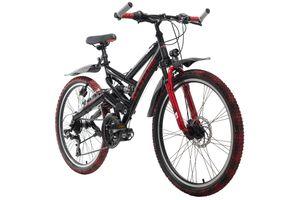 Kinderfahrrad ATB 24'' Crusher KS Cycling 282M
