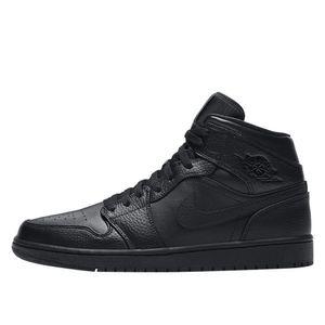 Nike Schuhe Air Jordan 1 Mid, 554724091, Größe: 42