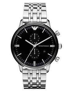 Emporio Armani Herren Armband Uhr AR0389