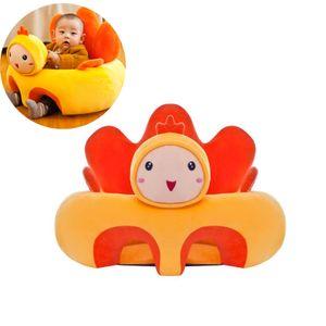 Baby Sofa, Baby Sitzbezug, Sitzbezug Plüsch Stuhl sind bequem und waschbar