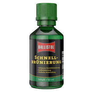 BALLISTOL 50 ml Schnellbrünierung Waffenpflege 23630