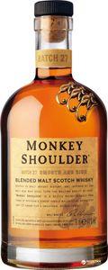 Monkey Shoulder Blended Malt Scotch Whisky | 40 % vol | 0,7 l