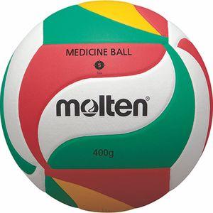 molten Volleyball Trainingsball für Stellertraining Weiß/Grün/Rot/Gelb Gr. 5