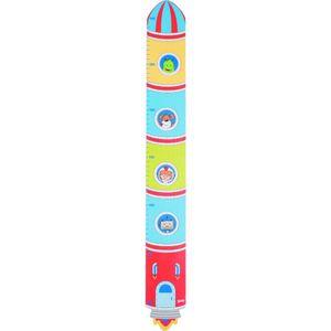 Goki 60746, Zentimeter, 140 cm, 80 cm, Mehrfarbig, Bild, Holz