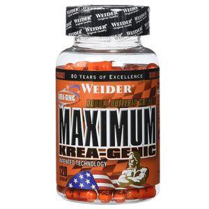 Weider Maximum KREA-GENIC® Dose 120 Kapseln