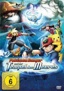 Pokemon Ranger u.d.Tempel d.Meeres (DVD) Min: 105DDWS - Polyband & Toppic  - (DVDVK / Zeichentr.)
