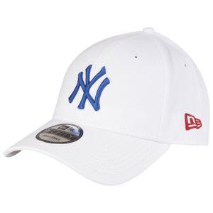 New Era 9Forty Cap - MLB New York Yankees weiß / royal