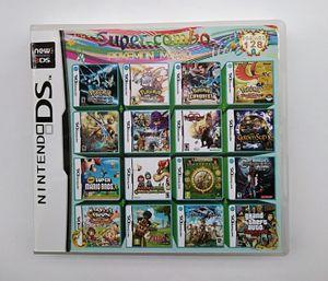 Nintendo NDS 208 In1 Game Card Spiel Pokemon Mario