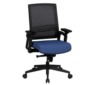 Bürostuhl APOLLO A2 Stoffbezug Schreibtischstuhl Armlehne