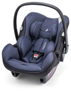 Osann BeOne SP TS Babyautositz Reboarder Gruppe 0+ (0 - 13 kg) - Indigo
