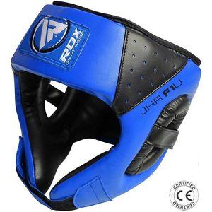 RDX Kopfschutz Kids JHR-F1U blau - Einheitsgröße
