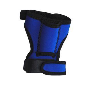 Einstellbarer Neopren Scuba Diving Diver Handfreier Taschenlampenlichthalter Blau wie beschrieben