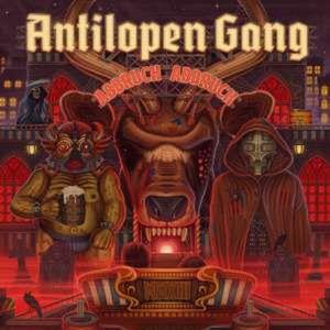 Abbruch, Abbruch - Antilopen Gang -   - (CD / Titel: A-G)