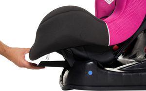 Osann Cosmo SP, 0+/1 (0 - 18 kg; 0 - 4 Jahre), 3-Punkt, Seitenschutz, Kopfstütze, Einstellbare Rückenlehne