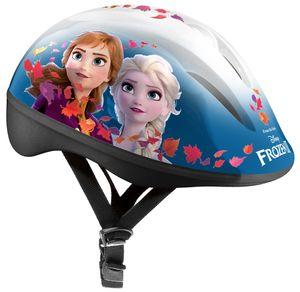 Frozen 2 Fahrrad-/Schlittschuhhelm Mädchen blau 52-56 cm