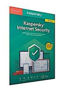Kaspersky Internet Security 2020 - 3 Lizenz(en)