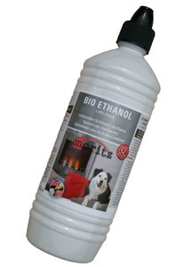 1 L MoritzEthanol >95 % für Ethanolkamine Gelkamine Rückstands Verbrennen