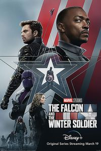 The Falcon And The Winter.. Soldier Poster 91,5 x 61 cm