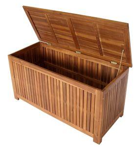 Auflagenbox 117x50cm Akazie