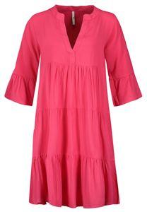 8to9 Girl Kleid, Farbe:vibrant pink, Größe:L
