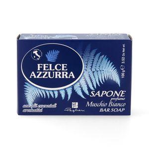 PAGLIERI Felce Azzurra  muschio bianco Seife 100 g