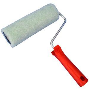 Kleisterroller für Vliestapeten 18cm 6mm Bügel mit Kunststoffgriff