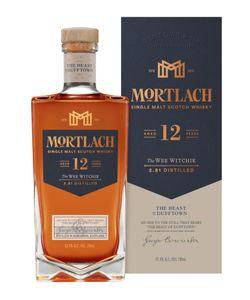 Mortlach 12 Jahre Speyside Single Malt Scotch Whisky in Geschenkpackung | 43,4 % vol | 0,7 l