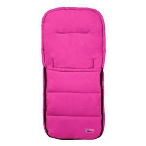 Altabebe Basic Sommer Fußsack Sommerfußsack pink